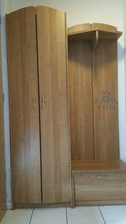Garderobe Holz kostenlos