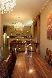 Gastronomie 40 Stühle 10 Tische