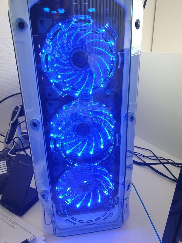 Gaming PC - i7 7700k - Wasserkühlung -