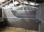 94 Trennwand Combi Pferdebox Pferdestall