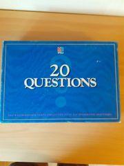 verkaufe Fragespiel 20 Questions