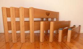Kinder-/Jugendzimmer - Mitwachsendes Kinder- Jugendbett PAIDI Varietta