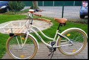 Retro Damenrad Leader Cruisy in