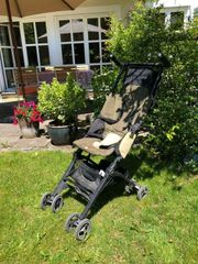 Gold Pockit Buggy