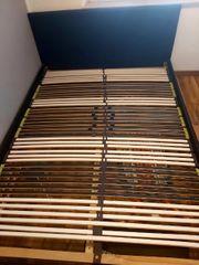 Lederbett 140 x 200 cm