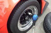 Wir wechseln Ihre Reifen Räderwechsel