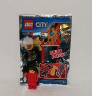 LEGO Polybag City Feuerwehrmann 951704