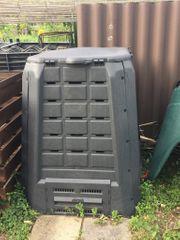Termokomposter schwarz 500-600 Liter