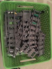 Lego Schienen verschieden Formate