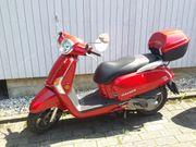 Roller Kymco Like 125