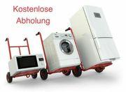 Kostenlose Abholung Waschmaschine-Kühlschrank-Spülmaschine-Herd-Gefrierschrank-mikrowelle-Ceranfeld