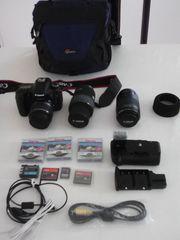 Verkaufe eine Canon EOS 70D