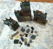Lego Duplo Schloss-Bausteine Aurbewahrungsbox von
