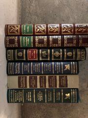 verschiedene Bücher Romane
