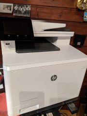 HP Color Laser Jet Pro