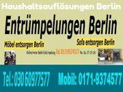 Schnellservice Entrümpelungen Berlin Pauschalpreis 80