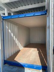 Container für Hausrat u Möbel