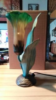 Murano glas Lampe Tulpen form