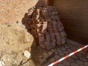 Pflastersteine 50 - 60 m² grau