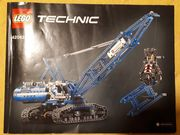 42042 Lego technic Seilbagger