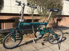 Sonstige Fahrräder - riese und müller Birdy green