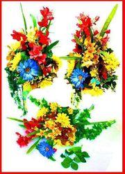 Kunstblumen künstliche Blumen Pflanzen Kunstpflanzen