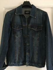 Valandano Herren Jeans Jacke
