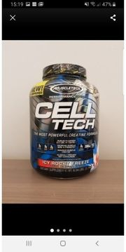 muscletech Cell Tech neu 2