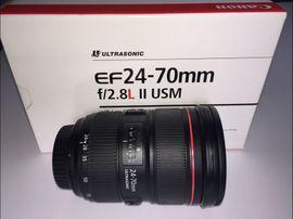 Canon EF 24-70 mm f2.8 L II USM Objektiv