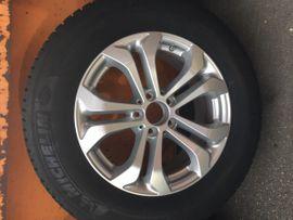 Mercedes GLC Winterräder 235-65R17 Michelin: Kleinanzeigen aus Ostfildern - Rubrik Winter 195 - 295