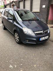 Opel Zafira B 1 6
