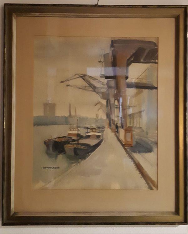 Gemälde von Heinz Friedrich - von