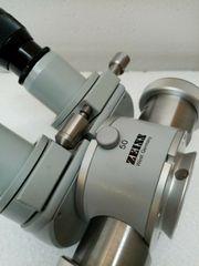 Carl Zeiss OP-Mikroskop Diskussion Aufstecktubus