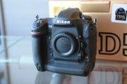 Nikon D5 Gehäuse Neuwertiger Zustand