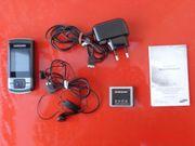 Samsung Handy slider C3050 mit