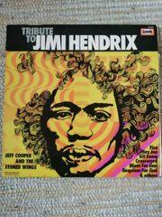 Tribute to Jimi Hendrix LP