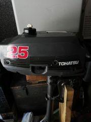 Außenborder Tohatsu 2 5 PS