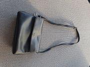 Handtasche Leder schwarz Picard