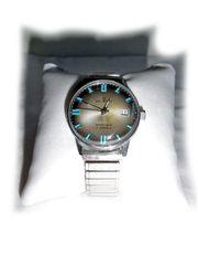 Seltene Armbanduhr von Helbros