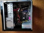 PC mit Gehäuse aus Metall