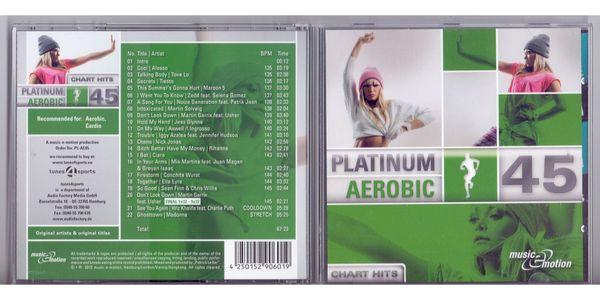 Aerobic-Musik Platinum Aerobic 45