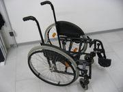 Rollstuhl alu