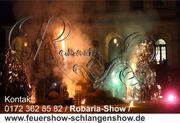 Feuershow Leipzig Sachsen Hochzeit Feuershow