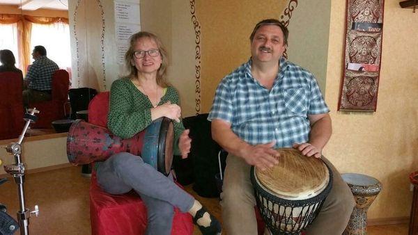 Drumcircle in Schaffheim