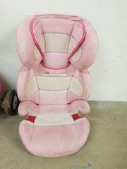 Kindersitz Marke Cybex Fahrbe Rosa