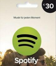 Spotify 30 Euro 3 Monate