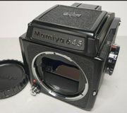 Mamiya M645 J Body Lichtschacht