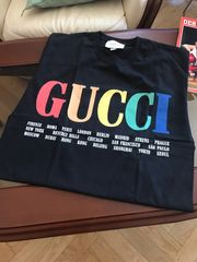 Neues Gucci GG T-Shirt S