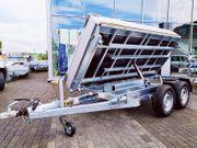 EDUARD3 Seiten Kipper2700kg310x160cmE-PumpeNEU