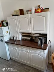 BERLIN hübsche Küchenschränke weiß Küche